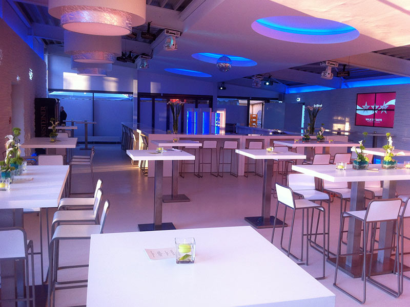 Eventlocation - Edelfettwerk Hamburg