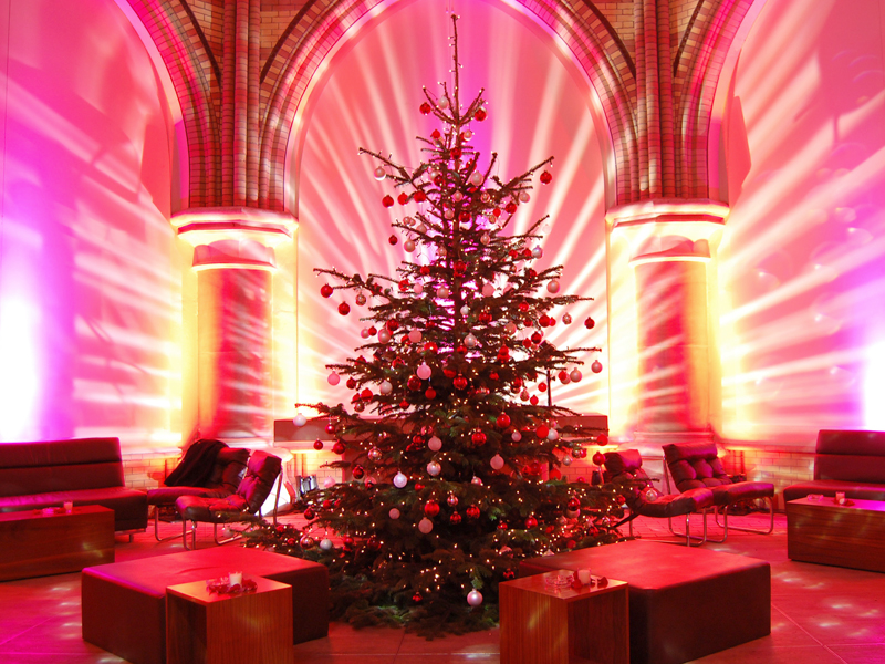 Location Weihnachtsfeier.Kulturkirche Altona Ihre Eventlocation In Hamburg